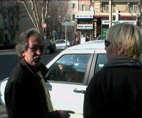 Jean-Claude et Gavroche