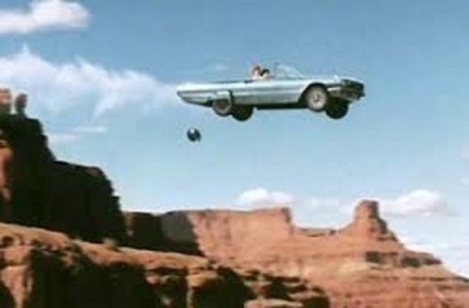 driving off the fiscal cliff