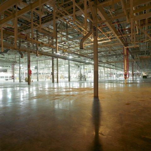 L'usine General Motors de Ypsilanti après 200 millions de dollars d'avantages fiscaux