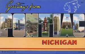 carte postale de 1941