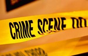 crime scène