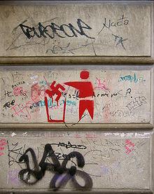 Antifascist_Graffiti_Sarajevo_2009