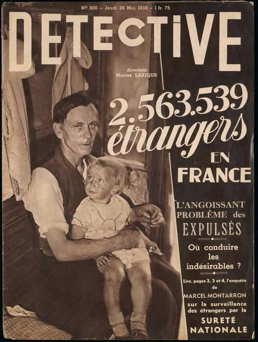 racisme 1938