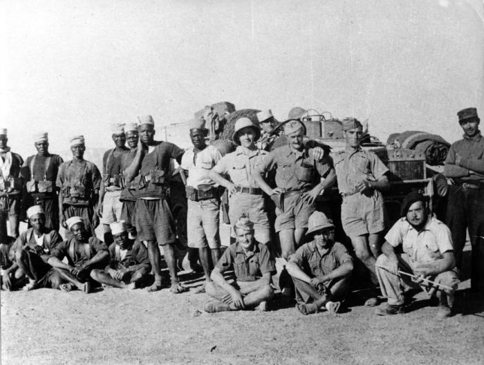 1er mars 1941 Koufra