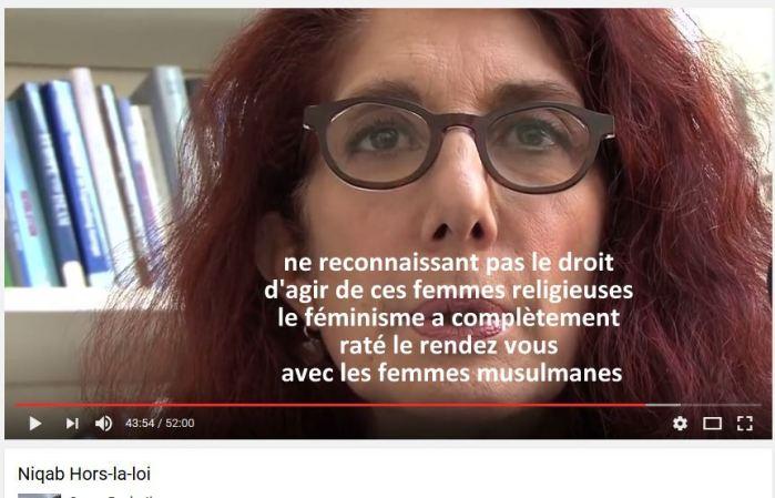 ne reconnaissant pas le droit d'agir de ces femmes religieuses le féminisme a complètement raté le rendez vous avec les femmes musulmanes